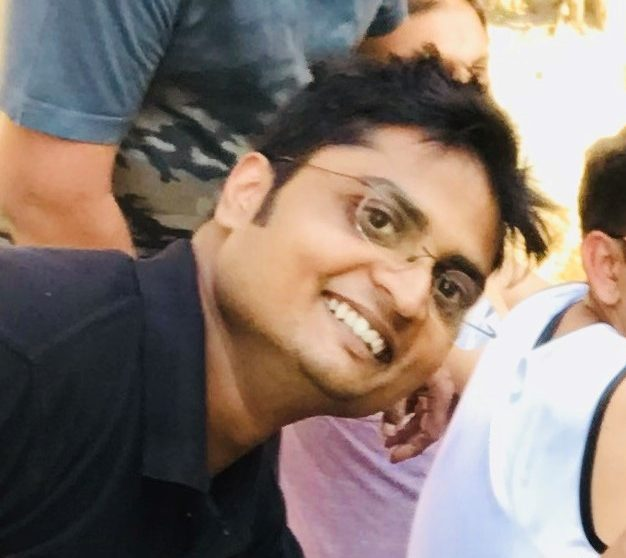 Narayan Verma, Editor in Chief TheSWO